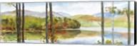 Autumn Lake I Fine-Art Print