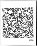 Party of Life Invitation, 1986 Fine-Art Print