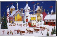 Santa's North Pole Fine-Art Print