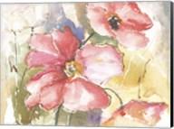 Soft Poppies I Fine-Art Print