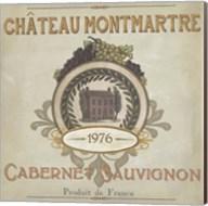 Vintage Wine Labels III Fine-Art Print