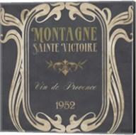 Vintage Wine Labels V Fine-Art Print