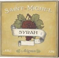 Vintage Wine Labels VI Fine-Art Print