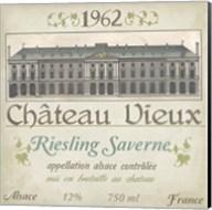 Vintage Wine Labels VII Fine-Art Print