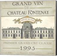 Vintage Wine Labels IX Fine-Art Print