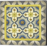 Classic Tile I Fine-Art Print