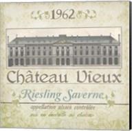 White Wine Labels III Fine-Art Print