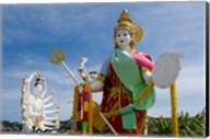 Wat Plai Laem, Ko Samui, Thailand Fine-Art Print