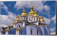 St Michaels Cathedral, Kiev, Ukraine Fine-Art Print