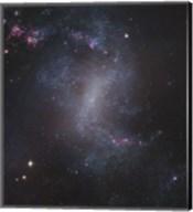 Starburst Galaxy Fine-Art Print