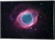 The Helix Nebula Fine-Art Print