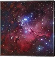 Messier 16, The Eagle Nebula in Serpens Fine-Art Print
