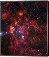 The Lobster Nebula in Scorpius Fine-Art Print