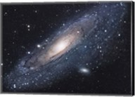 The Andromeda Galaxy (close up) Fine-Art Print