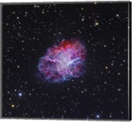 The Crab Nebula Fine-Art Print