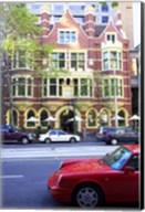 Collins Street, Melbourne, Victoria, Australia Fine-Art Print