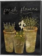 Fresh Flowers I Fine-Art Print