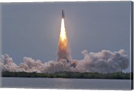 Launch of Space Shuttle Atlantis Fine-Art Print