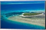 Australia, Cairns, Great Barrier Reef, Green Island Fine-Art Print