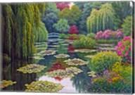 Garden Giverny Fine-Art Print