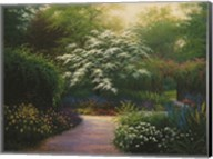 The Walled Garden Fine-Art Print
