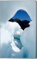 New Zealand, South Island, Franz Josef Glacier, Ice Fine-Art Print