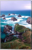 New Zealand, South Island, Nugget Point Fine-Art Print