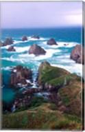New Zealand, South Island, Nugget Point Fine-Art Print