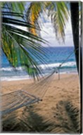 Curtain Bluff Hotel Beach, Antigua, Caribbean Fine-Art Print