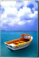 Close-up of Fishing Boat, Aruba Fine-Art Print