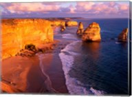 Morning at 12 Apostles, Great Ocean Road, Port Campbell National Park, Victoria, Australia Fine-Art Print