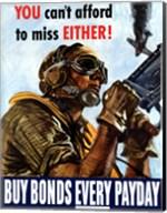 Buy Bonds Every Payday Fine-Art Print