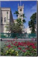 Government House, Bridgetown, Barbados, Caribbean Fine-Art Print