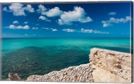 Bahamas, Eleuthera Island, Glass Window Bridge Fine-Art Print