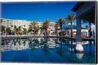 Bahamas, Nassau, Sheraton Cable Beach Hotel Fine-Art Print