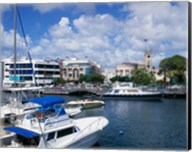 Careenage, Bridgetown, Barbados, Caribbean Fine-Art Print
