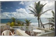 View of Soup Bowl Beach, Bathsheba, Barbados, Caribbean Fine-Art Print