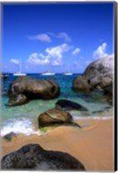 Baths of Virgin Gorda, British Virgin Islands, Caribbean Fine-Art Print