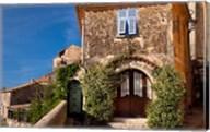 Historic town of Eze, Provence, France Fine-Art Print