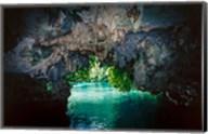 Bat Cave in Airai, Palau, Micronesia Fine-Art Print