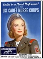 US Cadet Nurse Corps Fine-Art Print