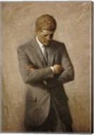 John F Kennedy Fine-Art Print