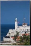 Cuba, Havana, Morro Castle, Fortification Fine-Art Print