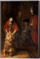 Return of the Prodigal Son, c.1668 Fine-Art Print