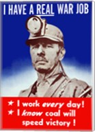 I Have a Real War Job Fine-Art Print