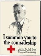 I Summon You to the Comradeship Fine-Art Print