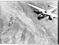 B-25 bomber During WWII Fine-Art Print
