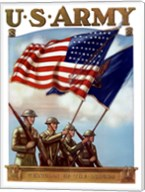 U.S. Army - Guardian of the Colors Fine-Art Print