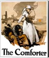 The Comforter - Red Cross Fine-Art Print