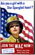 The Women's Army Corps Fine-Art Print
